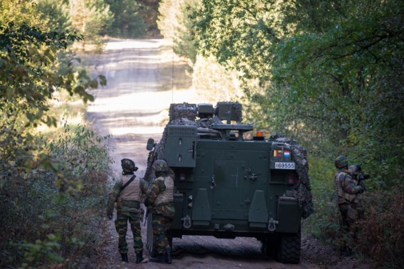 Armée Belge / Defensie van België / Belgian Army  - Page 38 1387