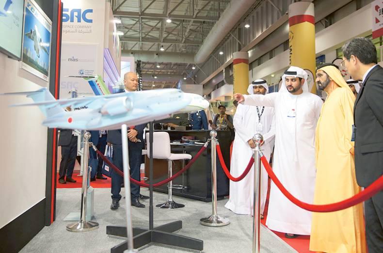 Dubai Airshow 2015 14110