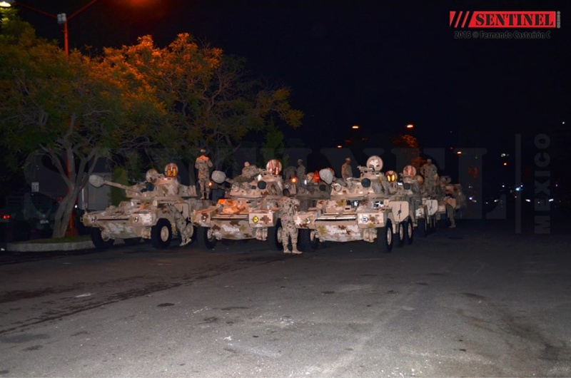 Armée Mexicaine / Mexican Armed Forces / Fuerzas Armadas de Mexico - Page 7 1435