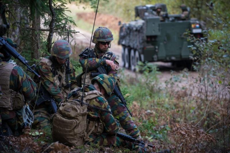 Armée Belge / Defensie van België / Belgian Army  - Page 38 1473