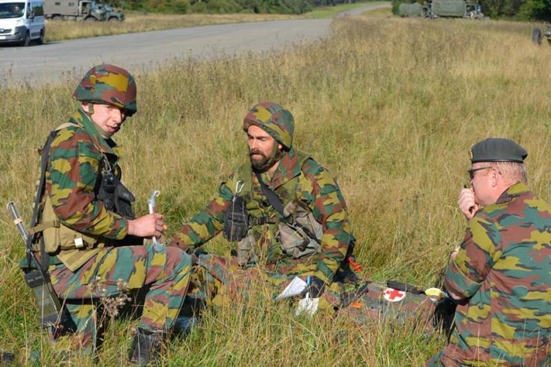 Armée Belge / Defensie van België / Belgian Army  - Page 37 1615