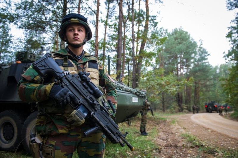 Armée Belge / Defensie van België / Belgian Army  - Page 38 1646
