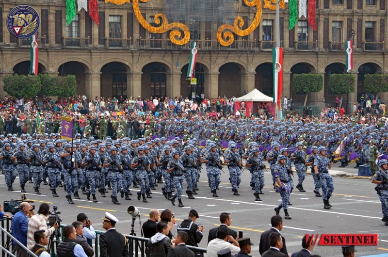 Armée Mexicaine / Mexican Armed Forces / Fuerzas Armadas de Mexico - Page 7 1827