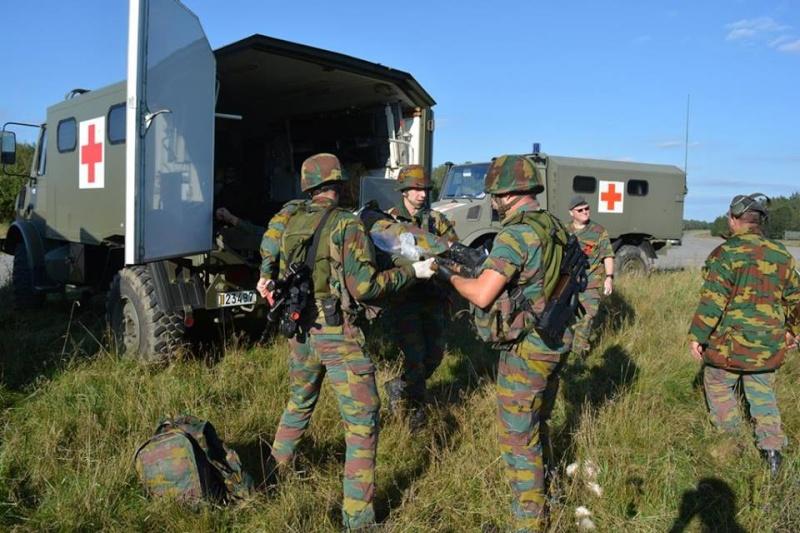 Armée Belge / Defensie van België / Belgian Army  - Page 37 2013