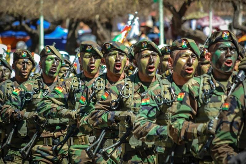 Armée bolivienne - Page 2 2022