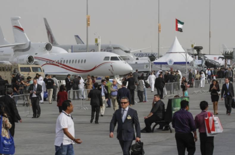 Dubai Airshow 2015 21120