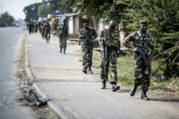 Forces armées du Burundi / National Defence Force of Burundi 2151
