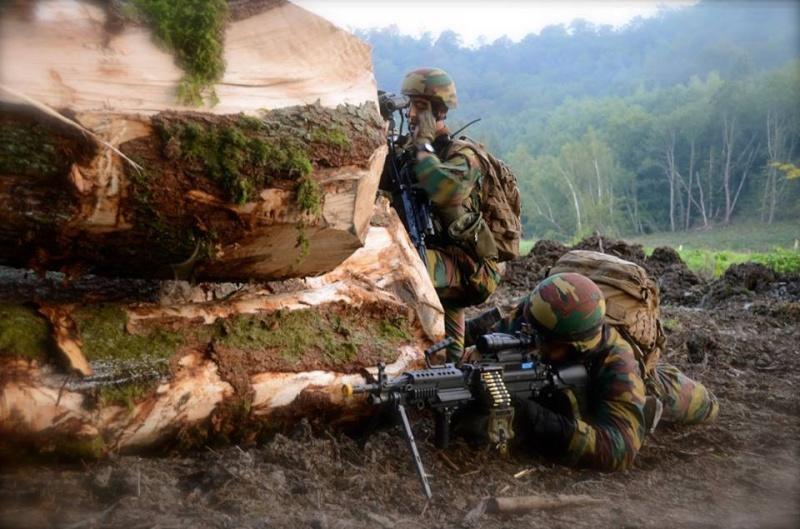 Armée Belge / Defensie van België / Belgian Army  - Page 37 2166