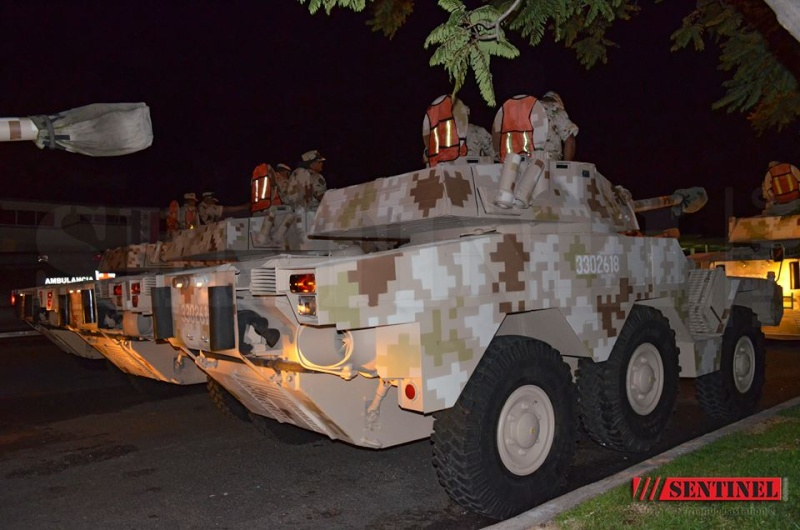Armée Mexicaine / Mexican Armed Forces / Fuerzas Armadas de Mexico - Page 7 2182