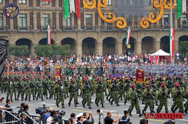 Armée Mexicaine / Mexican Armed Forces / Fuerzas Armadas de Mexico - Page 7 2189
