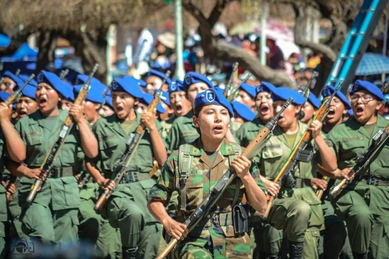 Armée bolivienne - Page 2 2217