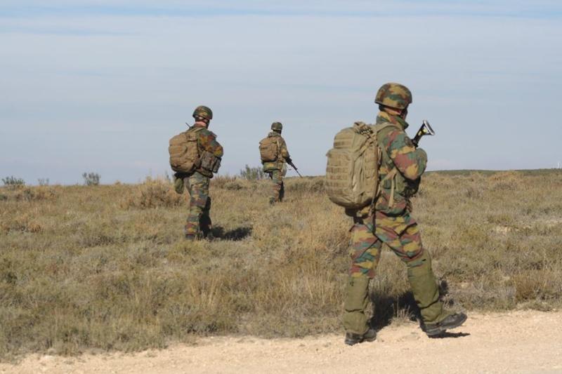 Armée Belge / Defensie van België / Belgian Army  - Page 38 2248