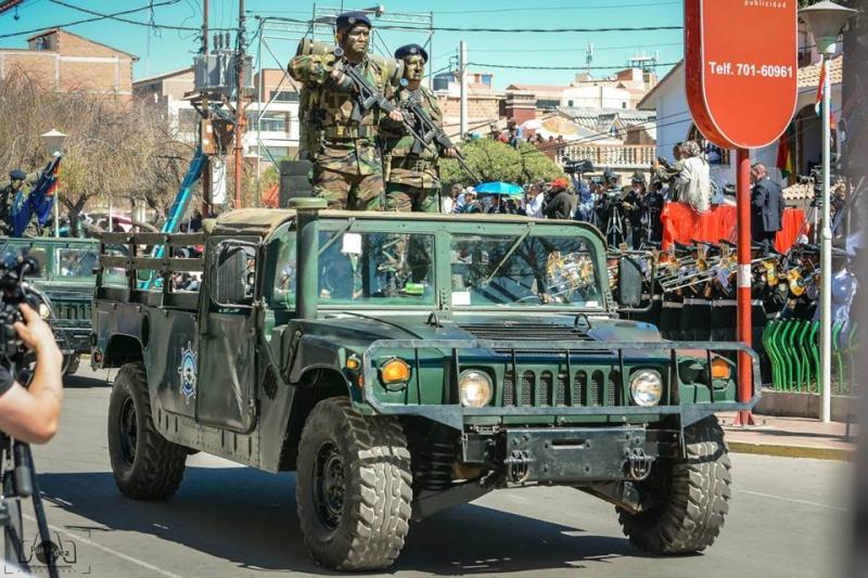 Armée bolivienne - Page 2 2414