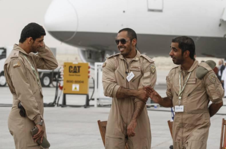 Dubai Airshow 2015 3314