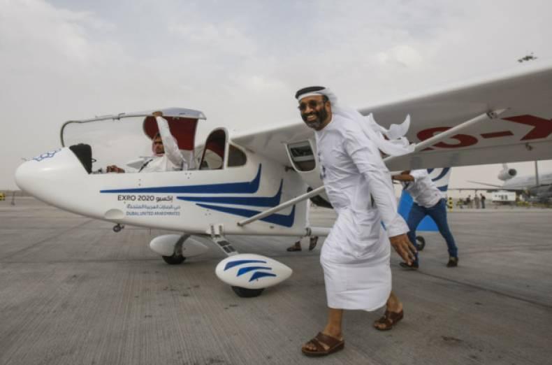 Dubai Airshow 2015 3414