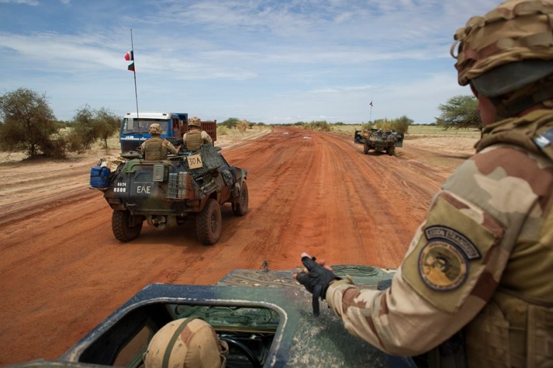 Intervention militaire au Mali - Opération Serval - Page 5 410