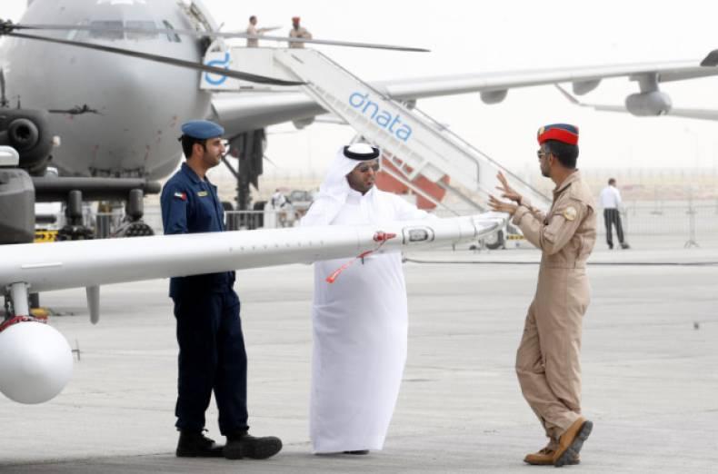 Dubai Airshow 2015 41100