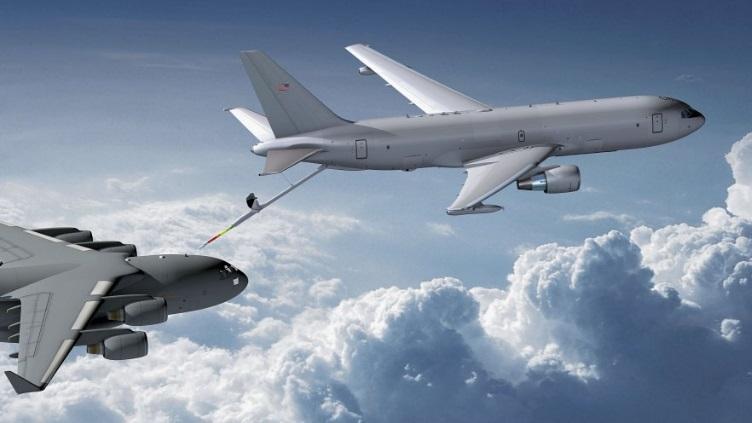 Boeing  KC-46  4136