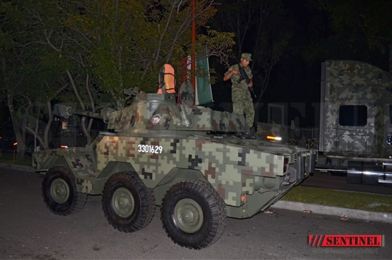 Armée Mexicaine / Mexican Armed Forces / Fuerzas Armadas de Mexico - Page 7 4198