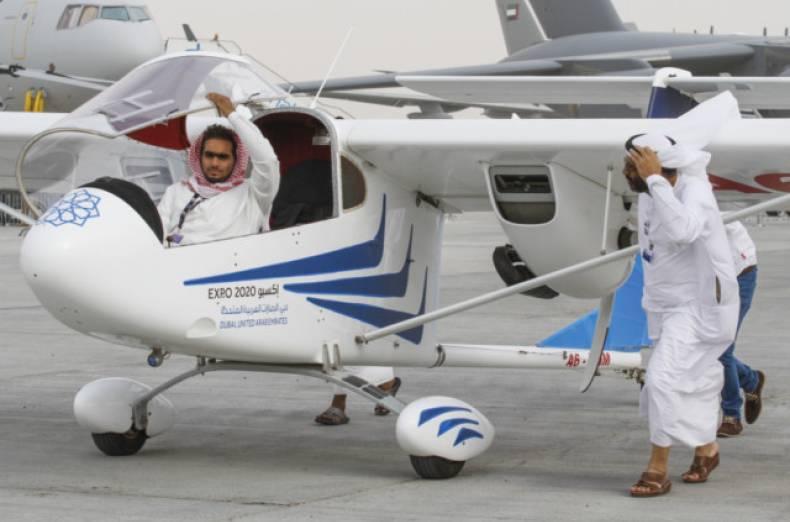 Dubai Airshow 2015 42100