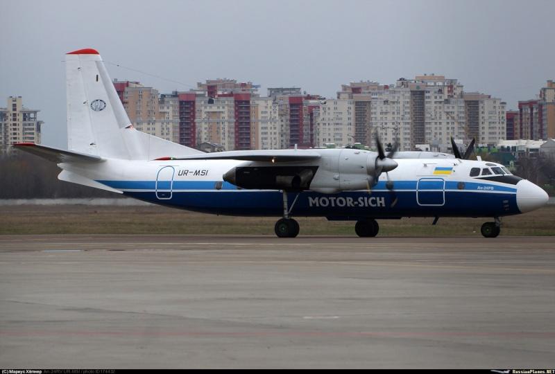Antonov An-24 4215