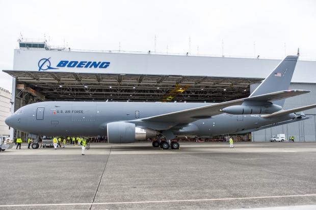 Boeing  KC-46  4304