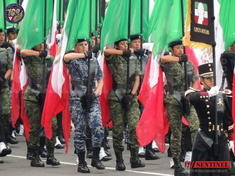 Armée Mexicaine / Mexican Armed Forces / Fuerzas Armadas de Mexico - Page 7 4317