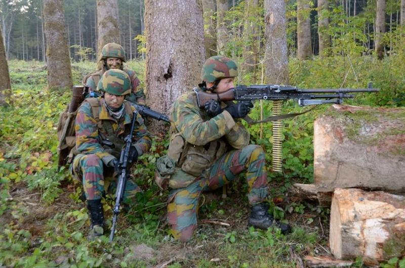Armée Belge / Defensie van België / Belgian Army  - Page 37 478
