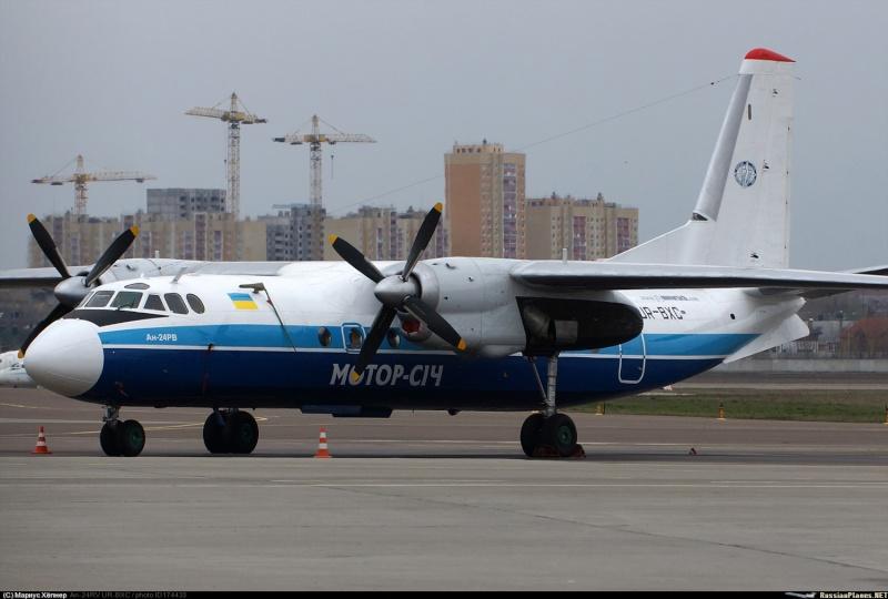 Antonov An-24 5176