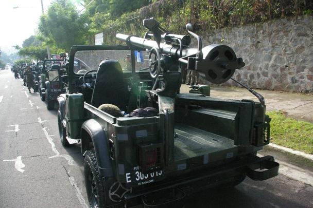 Forces armees du Salvador/Armed Forces of El Salvador 6175