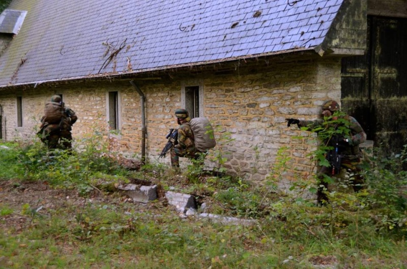 Armée Belge / Defensie van België / Belgian Army  - Page 37 741