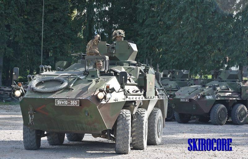Slovenian Armed Forces / Slovenska vojska - Page 2 749