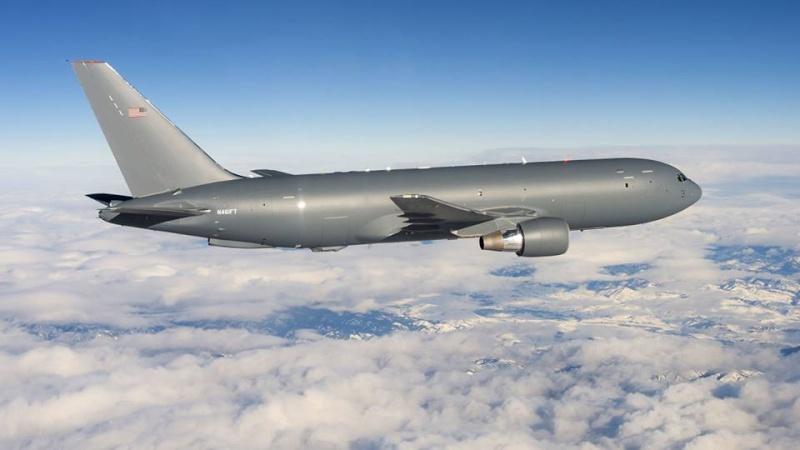 Boeing  KC-46  779