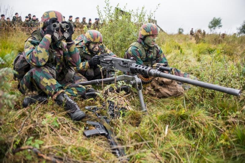 Armée Belge / Defensie van België / Belgian Army  - Page 37 784
