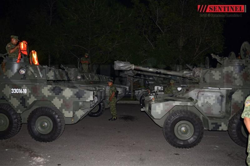 Armée Mexicaine / Mexican Armed Forces / Fuerzas Armadas de Mexico - Page 7 798