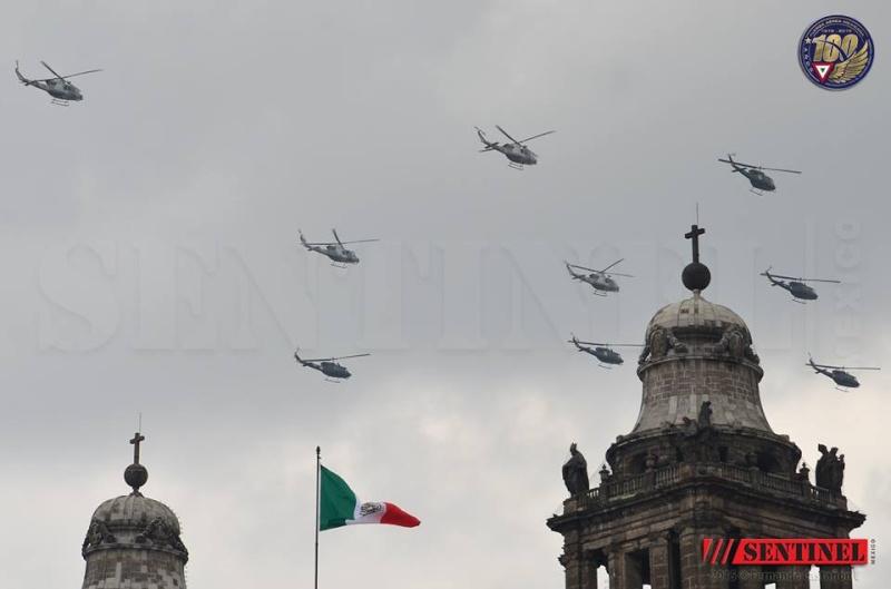 Armée Mexicaine / Mexican Armed Forces / Fuerzas Armadas de Mexico - Page 7 8107
