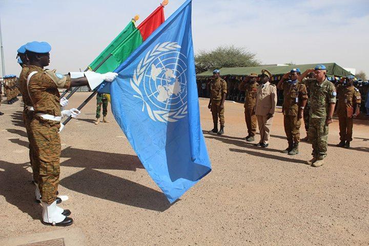 Armée nationale Burkinabé / Military of Burkina Faso - Page 3 8346