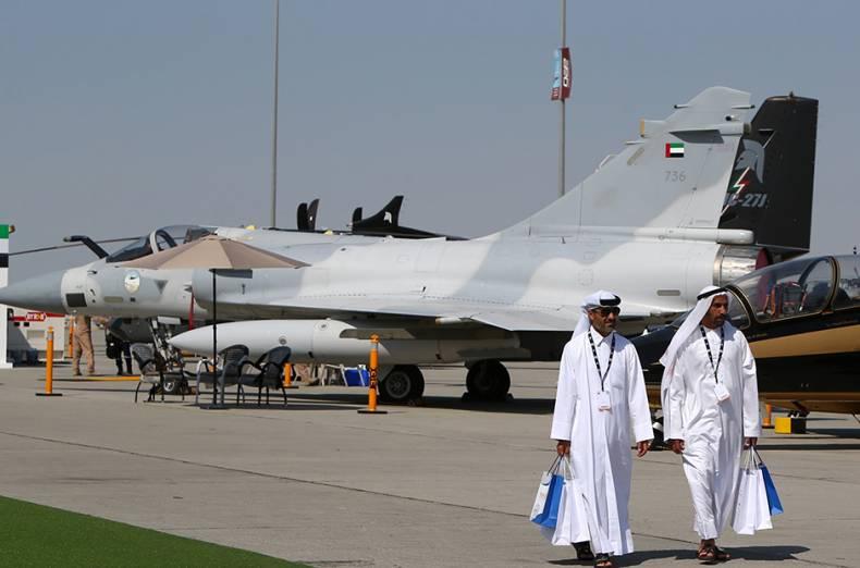 Dubai Airshow 2015 8366