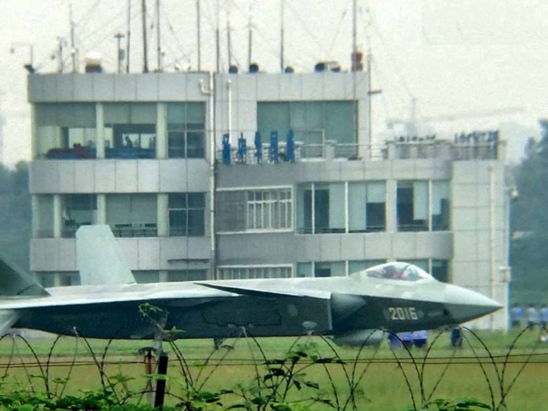 Chinese Chengdu J-20 stealth fighter - Page 7 868