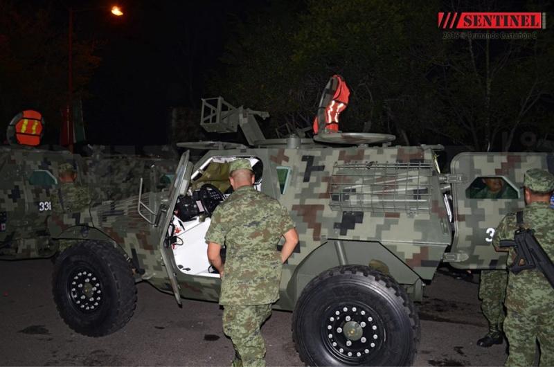Armée Mexicaine / Mexican Armed Forces / Fuerzas Armadas de Mexico - Page 7 880