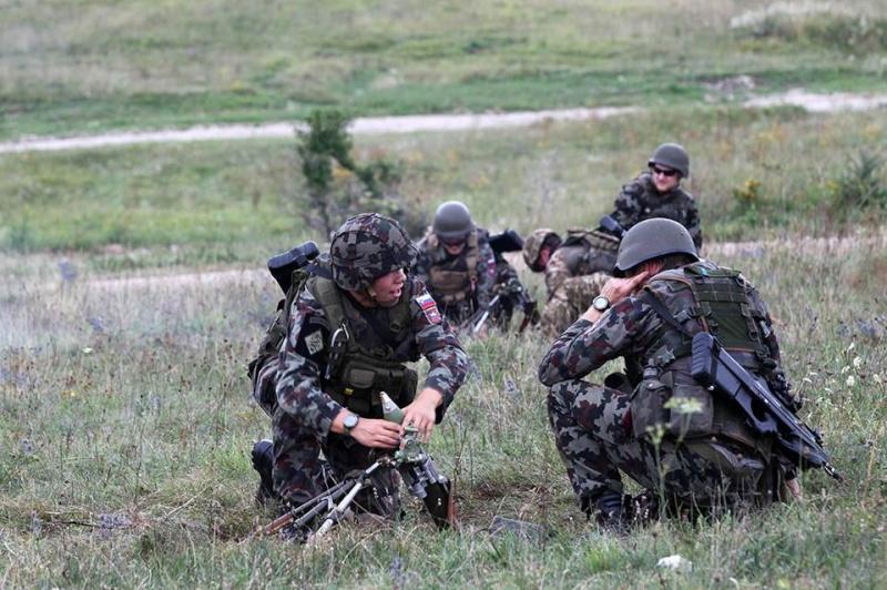 Slovenian Armed Forces / Slovenska vojska - Page 2 913