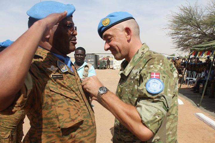Armée nationale Burkinabé / Military of Burkina Faso - Page 3 9287