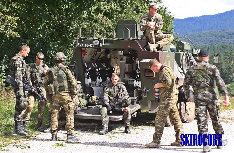 Slovenian Armed Forces / Slovenska vojska - Page 2 938