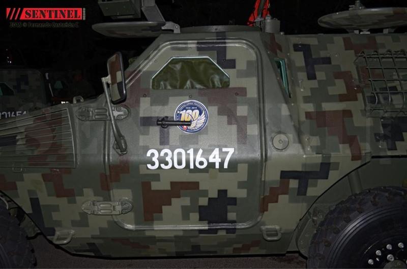 Armée Mexicaine / Mexican Armed Forces / Fuerzas Armadas de Mexico - Page 7 967