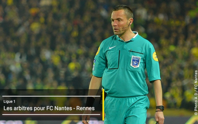 L1 - J5FC Nantes-Stade Rennais ... Stade de la BEAUJOIRE ... Dim. 13 septembre 201517:00 Arbitr10