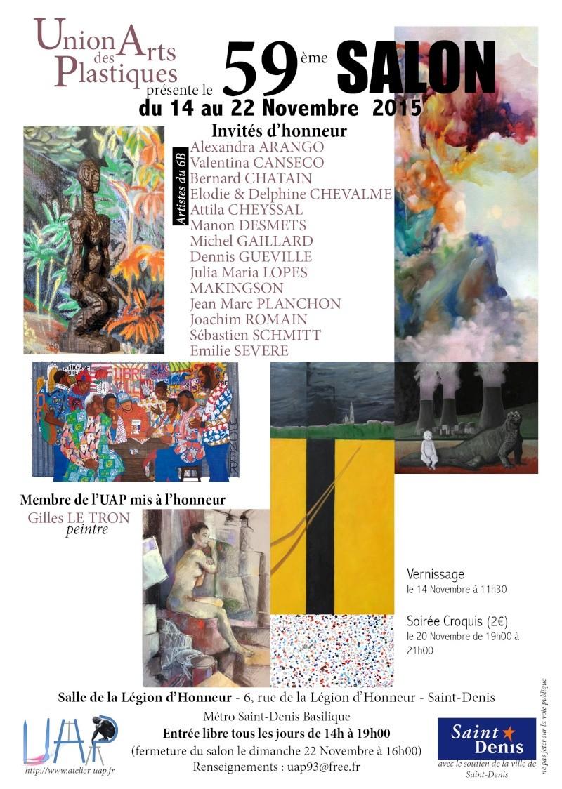 Exposition Saint-Denis Affich11