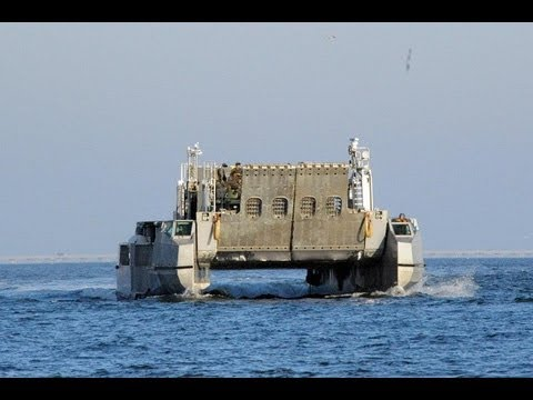 L-CAT Landing Catamaran Landing Craft CNIM Hqdefa11