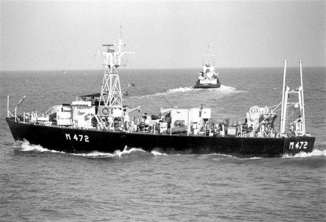 """les dragueurs MSI en service RDS """"Ready Duty Ship"""" M2047216"""