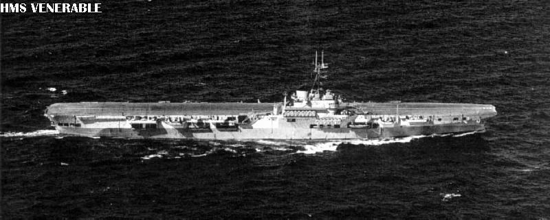 Le porte-Avions Karel Doorman en 1960 Venera10