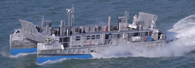L-CAT Landing Catamaran Landing Craft CNIM W0201210